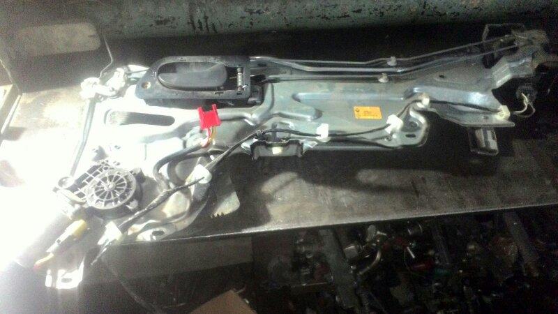 Стеклоподъемный механизм Renault Laguna 1 VF1 F4P 2000 задний правый