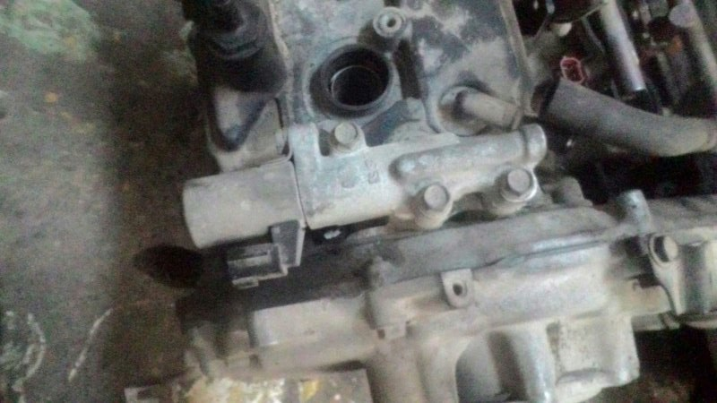Клапан vvti Nissan Teana J31 VQ23DE