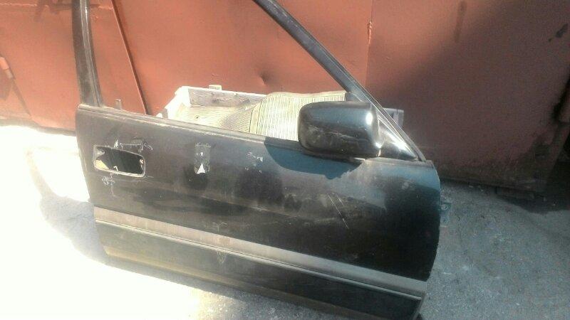 Дверь боковая Toyota Sprinter Carib AE 95 4A-FHE передняя правая