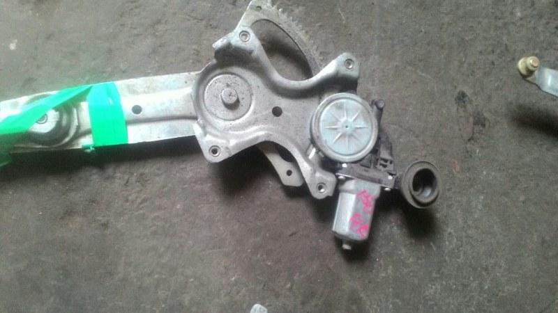 Стеклоподъемный механизм Toyota Corolla ZRE 151 1ZRFE передний правый