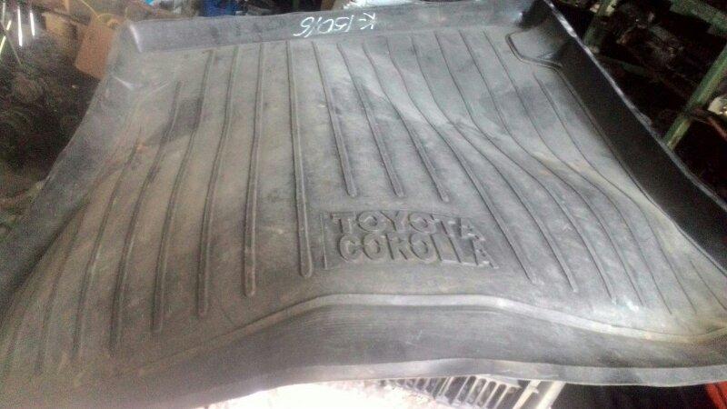 Коврик в багажник Toyota Corolla ZRE 151 1ZRFE