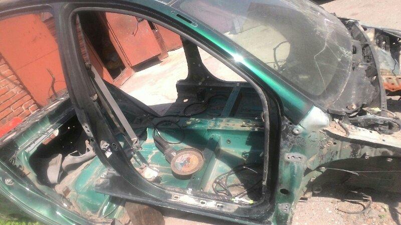 Стойка кузова Toyota Platz NCP12 1NZ-FE передняя правая
