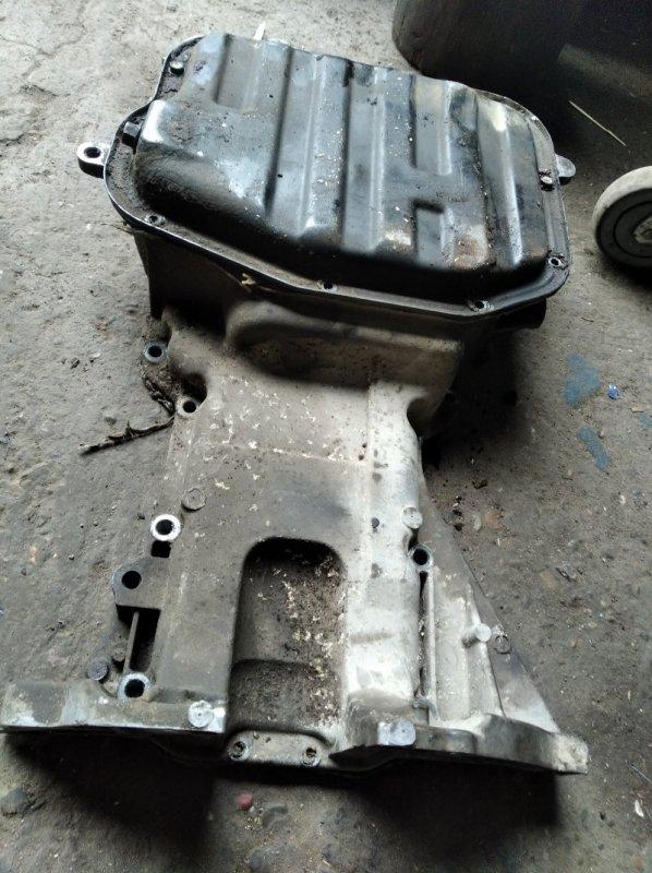 Поддон двигателя Nissan X Trail NT30 QR20DE