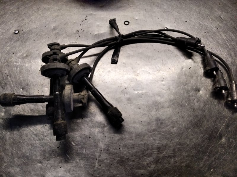 Провода высоковольтные Toyota Vista SV50 1ZZ-FE