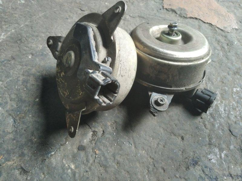 Мотор вентилятора охлаждения Nissan Murano Z50 VQ35DE