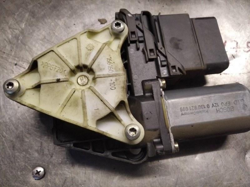 Мотор стеклоподъемника Volkswagen Passat В5 AMX 2 8 задний правый