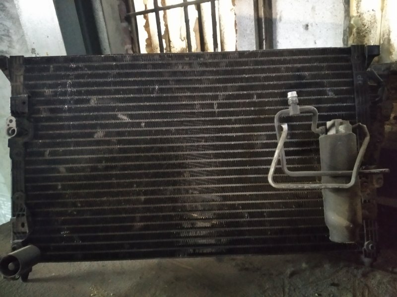 Радиатор кондиционера Toyota Markii LX100 2LTE