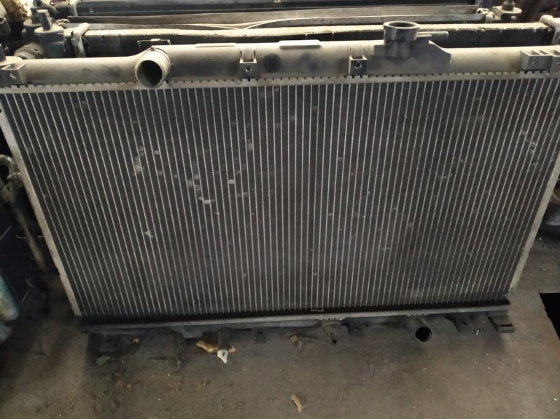 Радиатор двс Honda Crv RD5 K20A