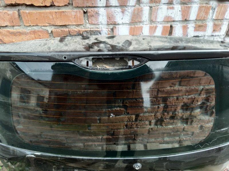 Стекло двери задней Nissan Note Е11 MR16DE
