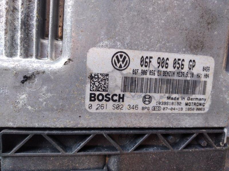 Блок управления двс Volkswagen Passat B6 BVY