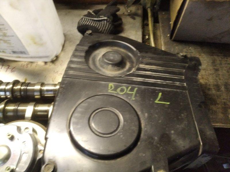Кожух ремня грм Subaru Legacy BL5 EJ204 передний левый