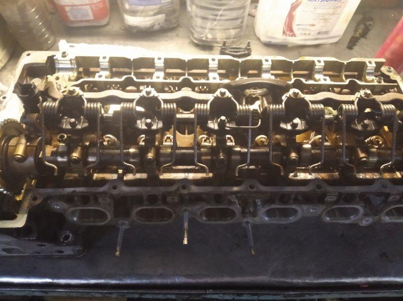 Головка блока цилиндров Bmw X5 E70 N52B30