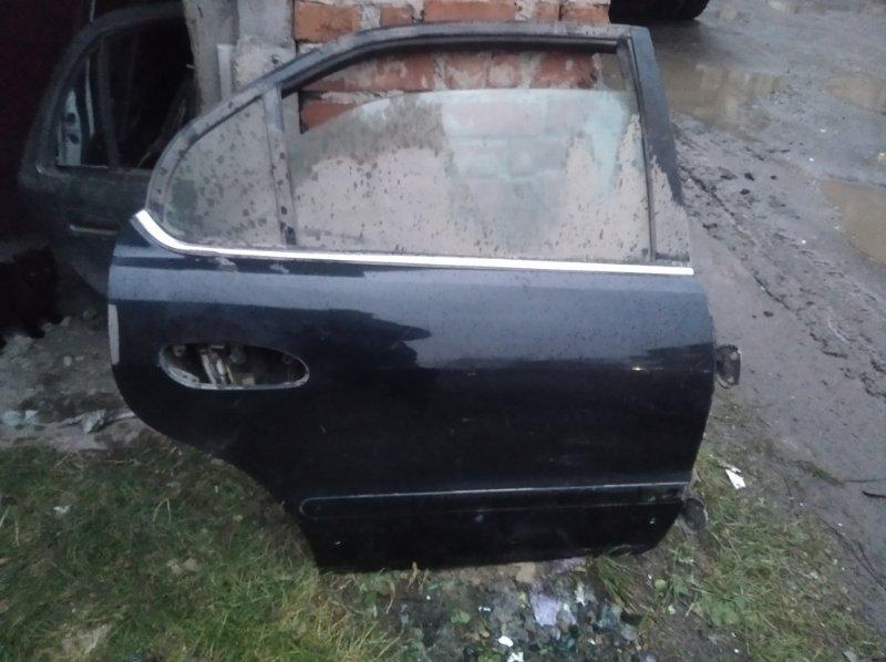 Дверь боковая Honda Inspire UA4 G25A V6 задняя правая