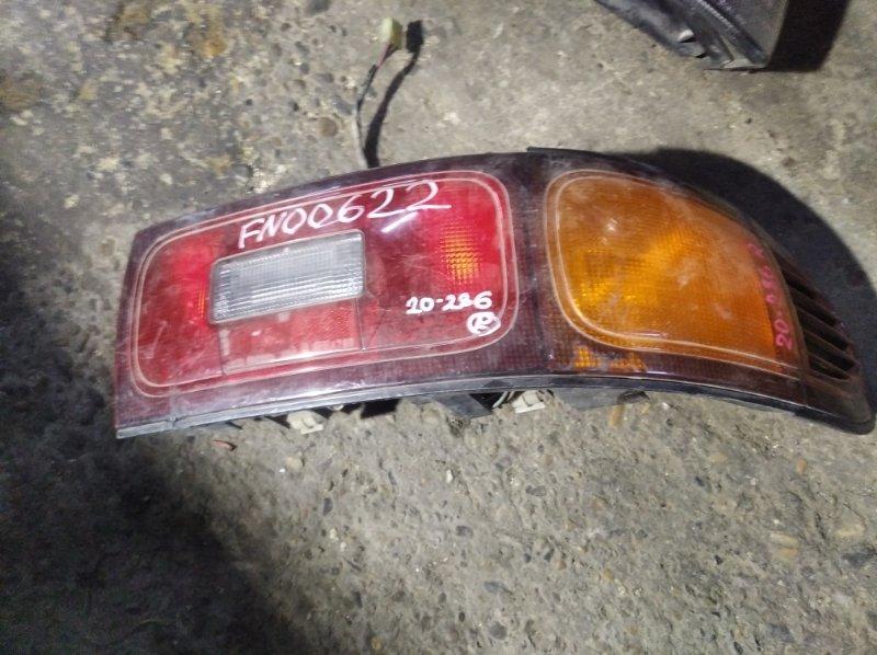 Фонарь Toyota Celica ST185 3SGTE задний правый