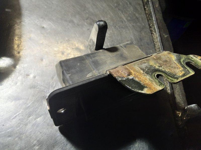 Ручка двери задней Nissan Presage U30 K24DE