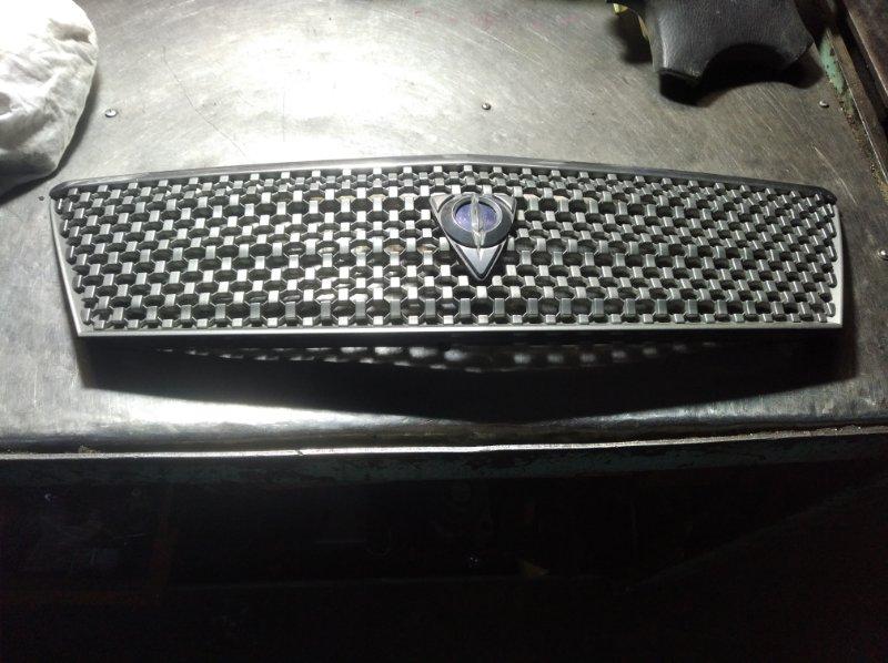 Решетка радиатора Toyota Opa ZCT10 1ZZFE