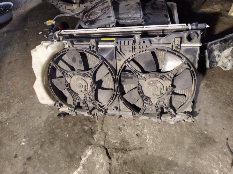 Радиатор двс Subaru Forester SF5 EJ205