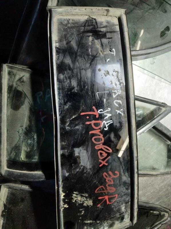Форточка двери Toyota Probox NCP 51 1NZ FE