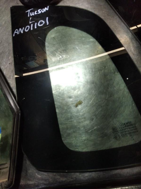 Стекло собачника Hyundai Tucson JM G6BA заднее левое