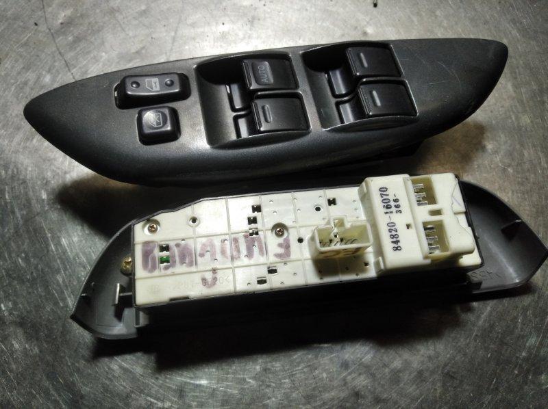 Блок управления стеклоподьемниками Toyota Vitz SCP10 1SZFE
