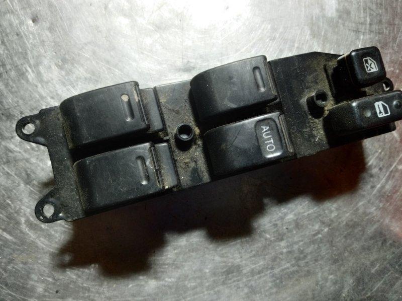Блок управления стеклоподьемниками Toyota Caldina ST190 4SFE