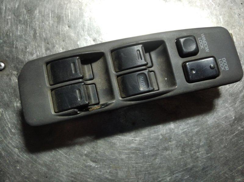 Блок управления стеклоподьемниками Toyota Carina AT170 5A-FE