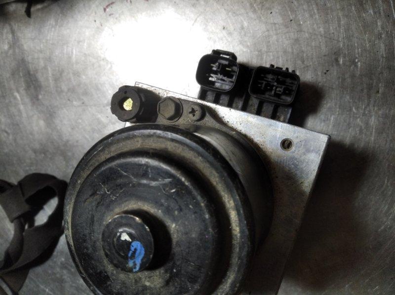Блок abs Toyota Land Cruiser Prado J95 1KZFE