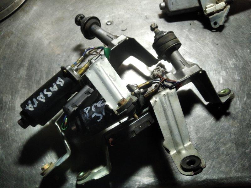 Мотор дворника Nissan Presage U30 KA24DE задний