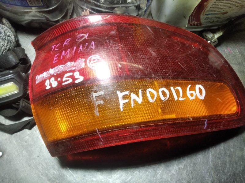 Фонарь Toyota Estima CRX21 3CTE задний правый