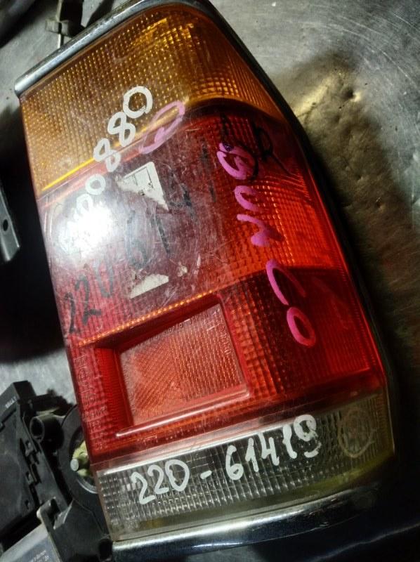 Фонарь Mazda Bongo SS28H RF задний правый