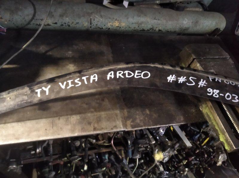 Ветровик Toyota Vista Ardeo SV50 3SFSE передний левый