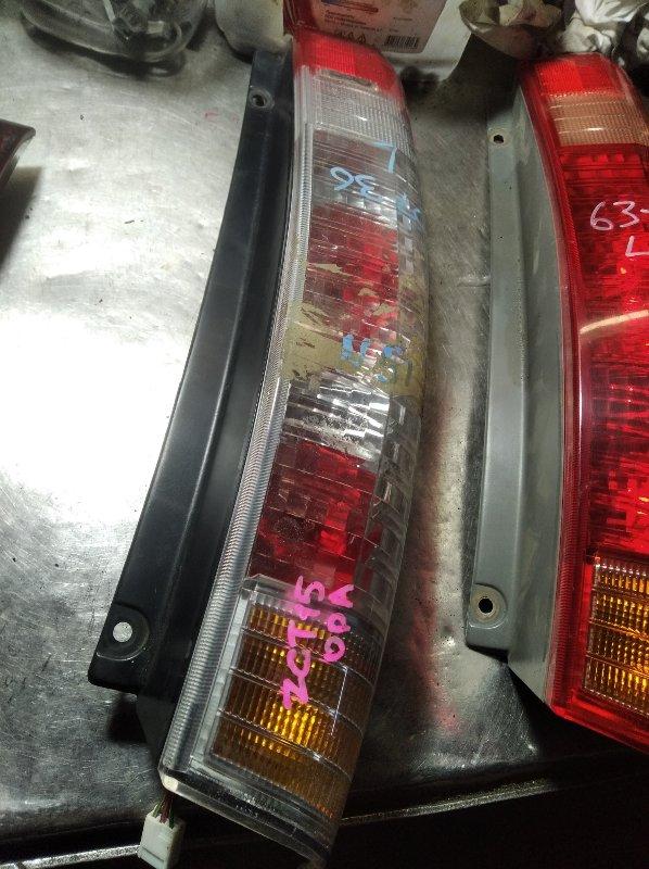 Фонарь Toyota Opa ZCT10 1ZZFE задний правый