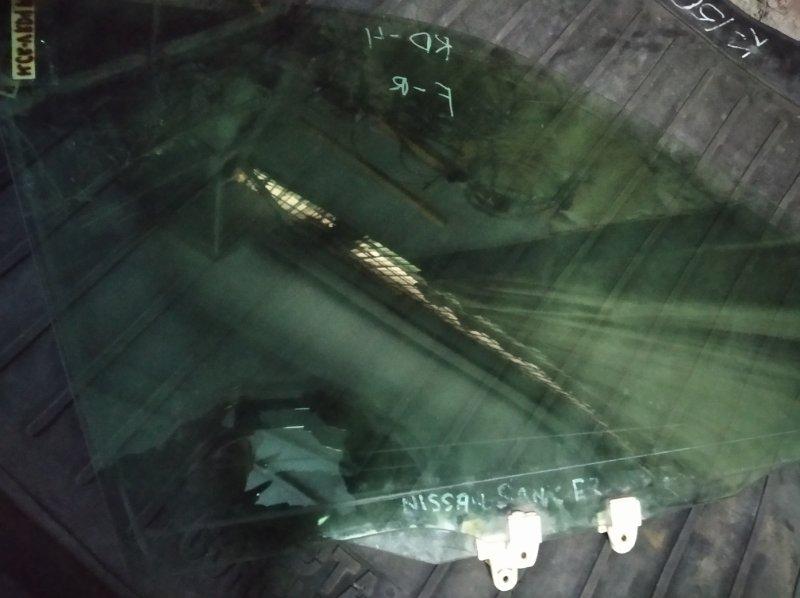 Стекло двери Honda Cr-V RD 5 K20A переднее правое