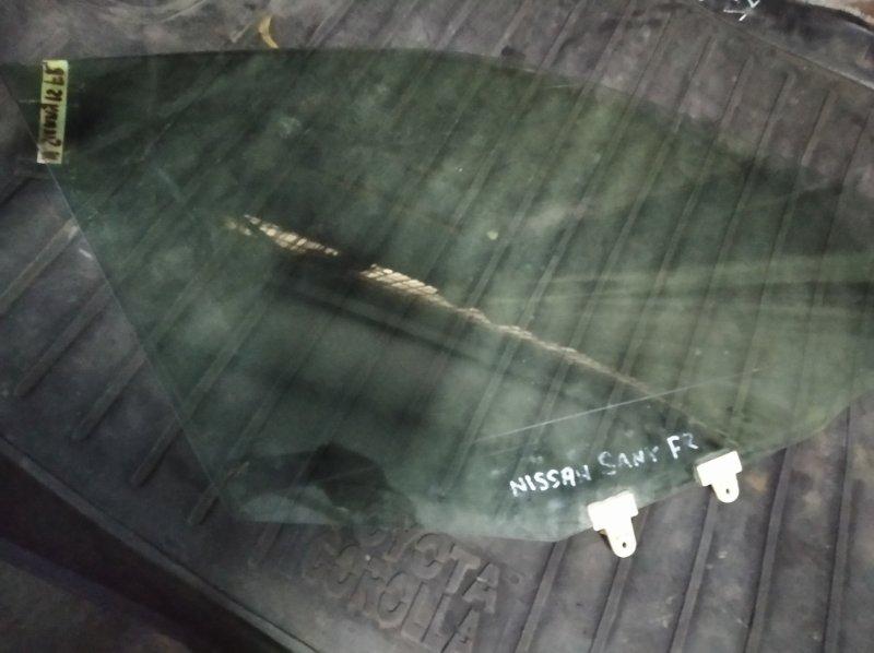 Стекло двери Nissan Sunny FB15 QG15DE переднее правое
