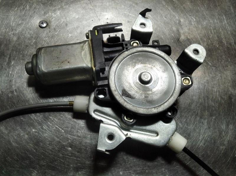 Мотор стеклоподъемника Nissan Ad VFY11 QG15DE передний