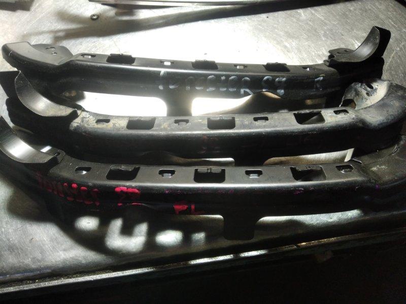 Планка под фары Subaru Forester SG5 EJ 20 передняя