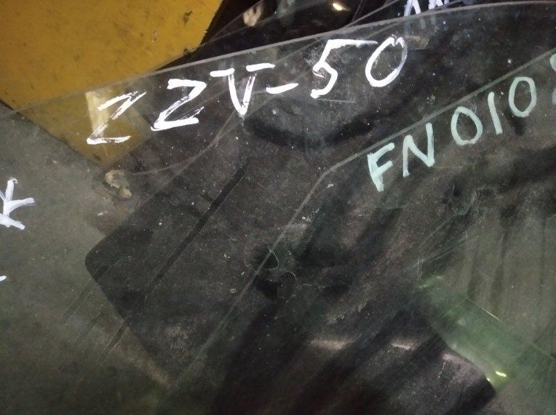 Стекло двери Toyota Vista SV50 3S FSE заднее правое