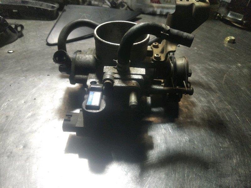 Дроссельная заслонка Honda Saber UA4 G25A V6