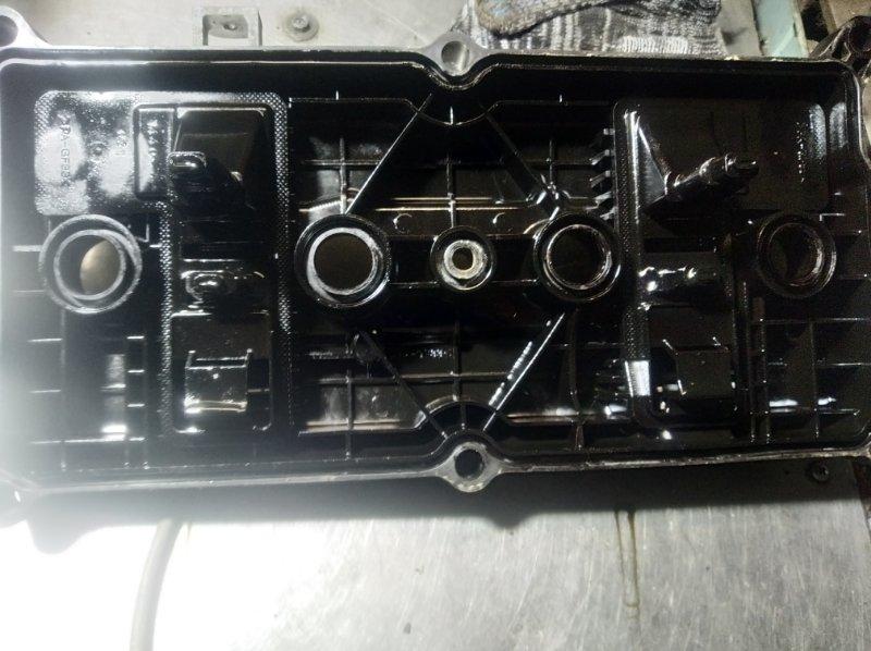 Крышка клапанов Nissan Qashqai J10 MR20DE