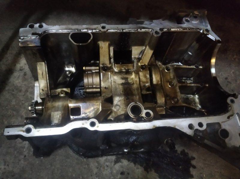 Поддон двигателя Nissan Qashqai J10 MR20DE