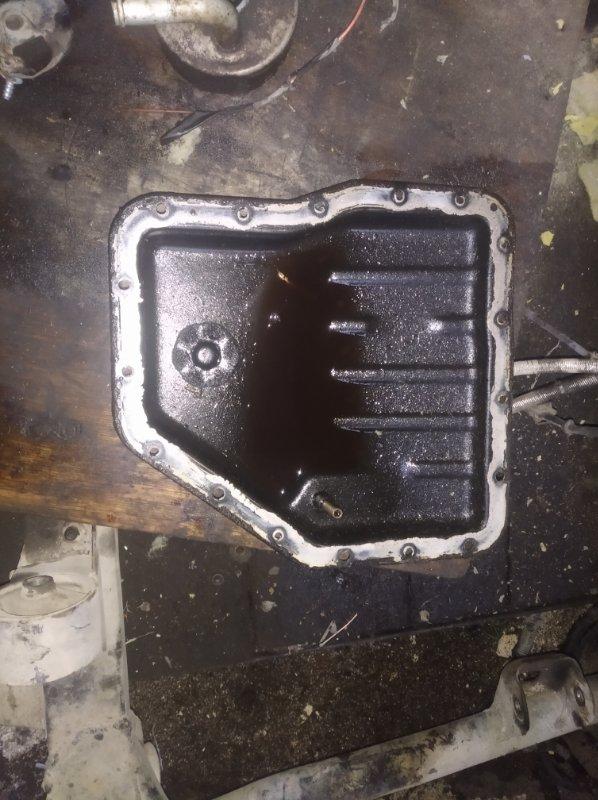 Поддон коробки переключения передач Volkswagen Polo 6N1 AKV