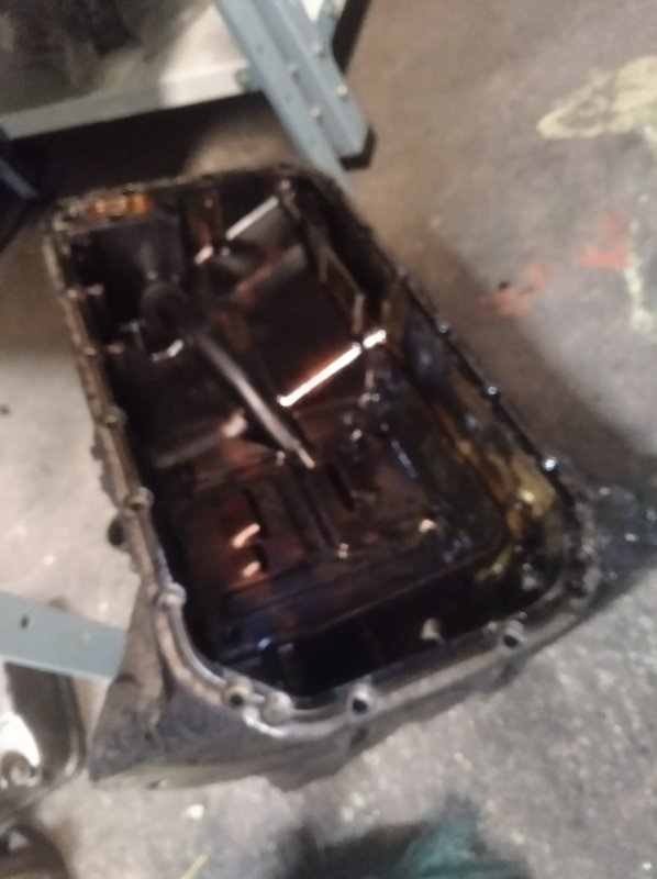 Поддон двигателя Bmw 3-Series E46 M43B19
