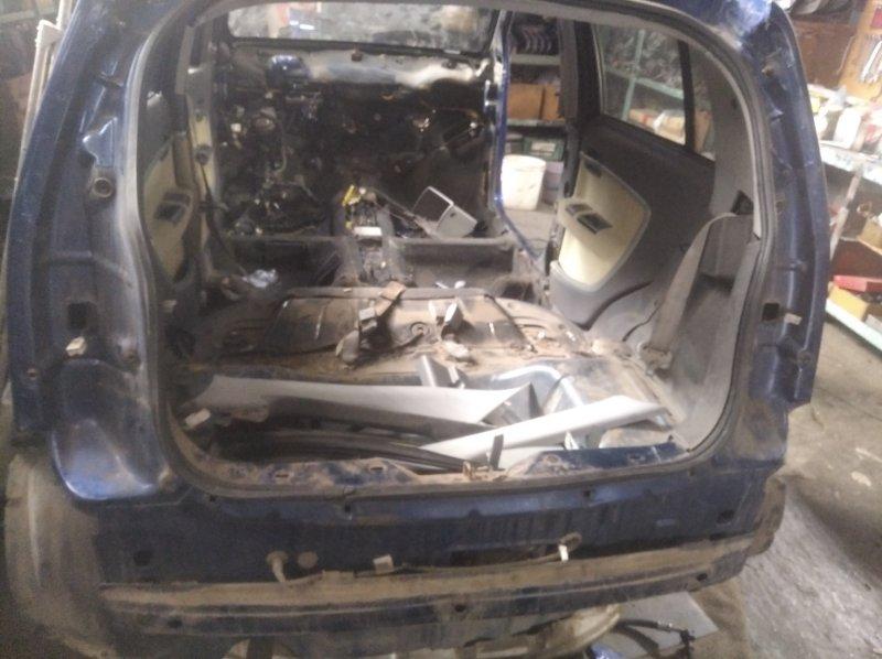 Задняя часть кузова Chery Kimo A1 S12 SQR473F