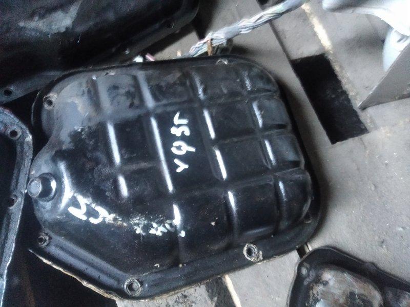 Поддон двигателя Nissan Murano Z50 VQ 35DE