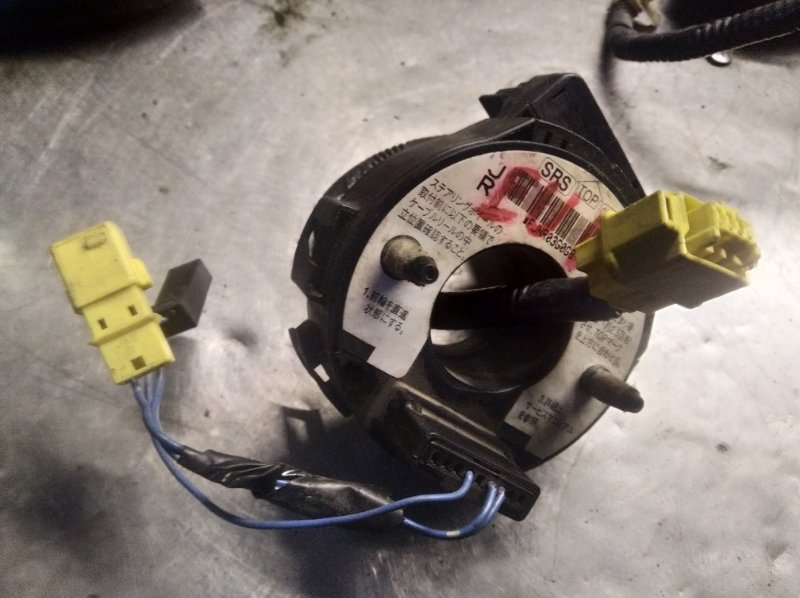 Кольцо srs Honda Civic EU 1 D15B