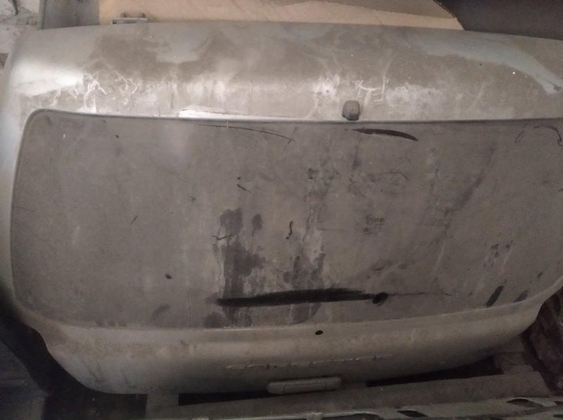 Дверь багажника Subaru Forester SF5 EJ20