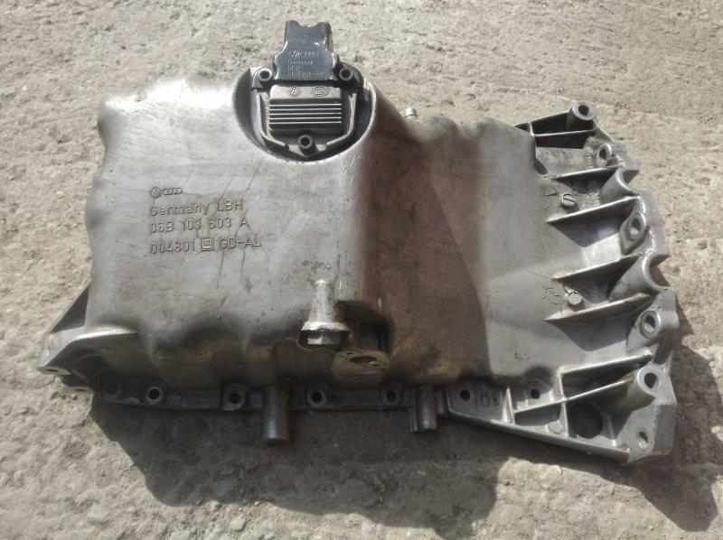 Поддон двигателя Audi A4 B6 AMB