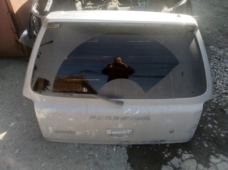 Дверь багажника Subaru Forester SF5 EJ205T