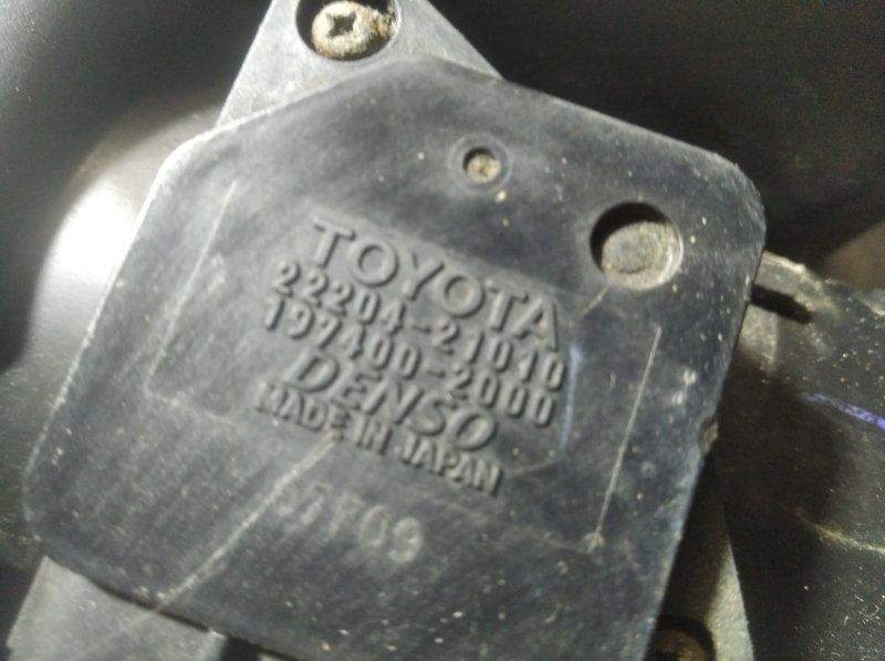 Датчик расхода воздуха Toyota Camry ACV30 2AZ FE