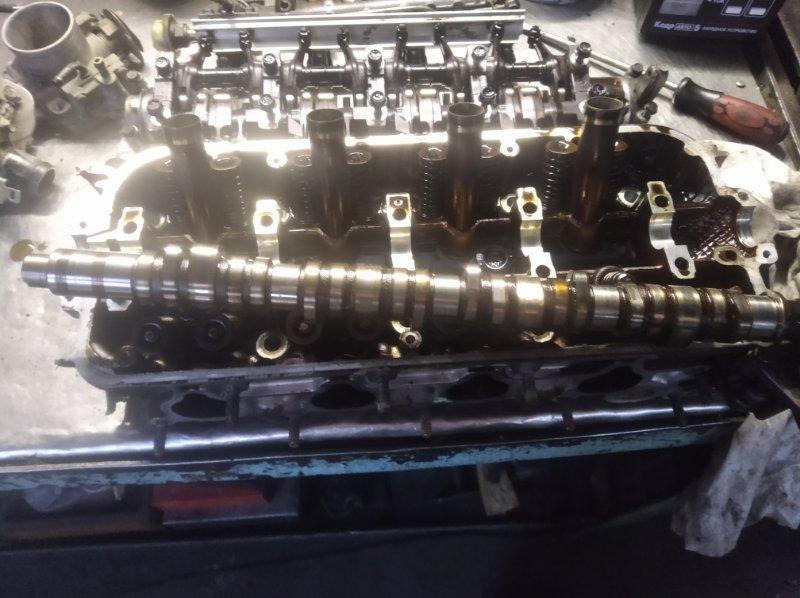 Головка блока цилиндров Honda Accord CF3 F18B
